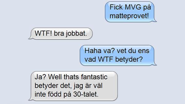 MVG på matteprovet