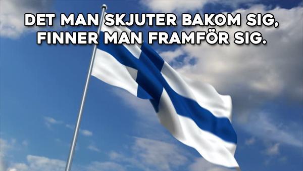 Finska ordspråk