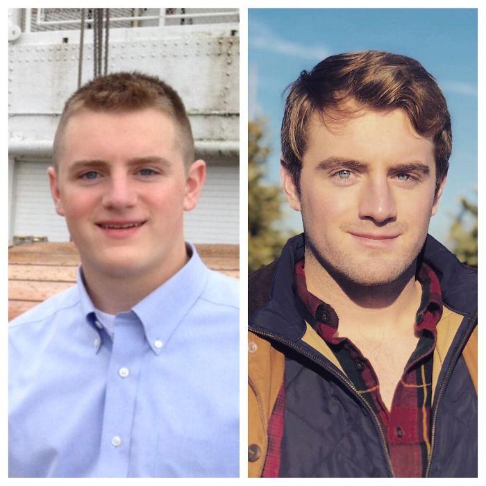 10. 18 vs 23 år