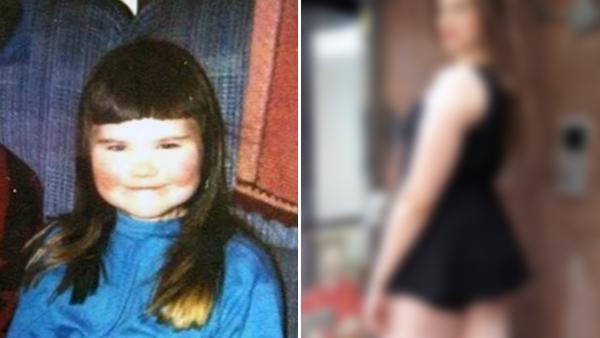 När hon var 12 år gammal kallades hon för Godzilla - titta bara hur hon ser ut 15 år senare