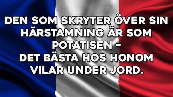 Franska ordspråk