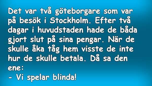 Göteborgare är världens coolaste människor